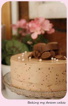 Dream Cake, Desert Recipes, Tart, Sweet Tooth, Cheesecake, Deserts, Sweets, Food, Goodies