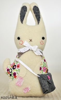 HANDMADE RABBIT