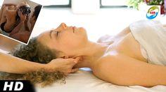 Videshi White Girl Head & Back Massage Tutorial Video  | Gola Guli Massage