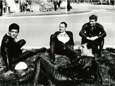 Phil Read , Giacomo Agostini, Mike Hailwood and Bill Ivy.