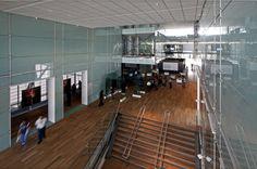 Museo de la Memoria y los Derechos Humanos (Santiago, Chile, 2009) / Estudio America