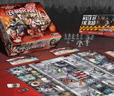 Zombicide is a collaborative game for 1 to 6 players, ages 13 and up. A game can last for 30mn (beginner board) to 4 hours (expert board).