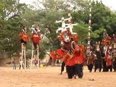 SIT Mali: Pays Dogon Mask Dance