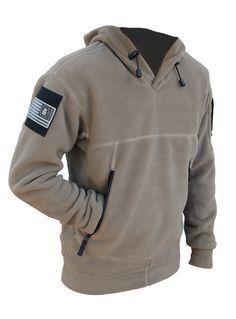 Kitanica American Hoodie Flat Dark Earth XL Тактическая Одежда,  Полицейский, Мужские Аксессуары, Tactical 8690fd67991