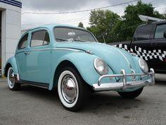 vw escarabajo 61