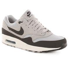 Nike Air Max 1 Shoes - Granite-Deep Smoke