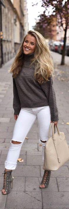 Brown n Green Fashion By Molly Rustas