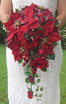 Anniversary/weddings on Pinterest | Poinsettia, 25th Wedding Annivers…