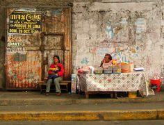 Street Market, Lima, Peru, 2003