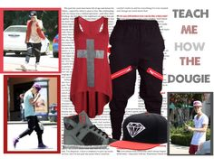"""""""Teach me how the Dougie"""" by igotswaggy ❤ liked on Polyvore"""