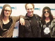 Slash, Myles Kennedy + the Conspirators on Eddie Trunk 5.11.15