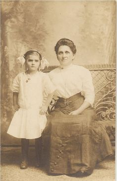 Charming ANTIQUE PHOTO of a Cute Young Girl by vintagewarehouse, $2.50