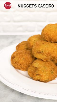 Guacamole Recipe Discover Nuggets Caseiro Recheado Confira a receita de Nuggets Caseiro Recheado I Love Food, Good Food, Yummy Food, Tasty, Appetizer Recipes, Snack Recipes, Cooking Recipes, Healthy Recipes, Creative Food