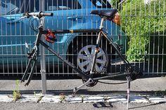Bike, Stolen, Frame, Bicycle Frames