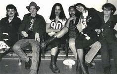 Picture of Soundgarden and friends..