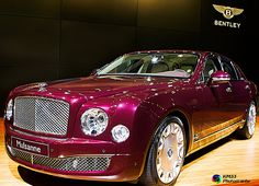 #Bentley: Mulsanne