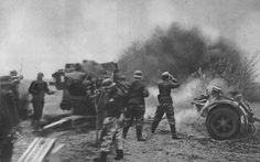 Fire Flak 88mm Anti-tank