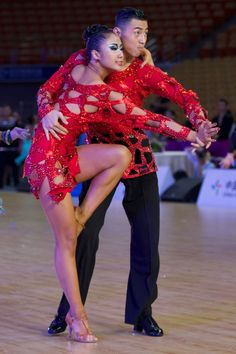 world dancesport events