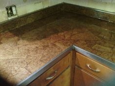 Brown Bag Counter Tops!