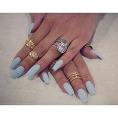 Heather Sanders nails