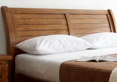 Types of beds, Wooden Sleigh bed