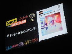 #Soshinrockslab pour la grande #Finale le 26 octobre 2013 au Trianon. #SocialWall #Concert #Musique