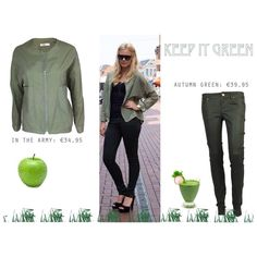 Green is the new Black!