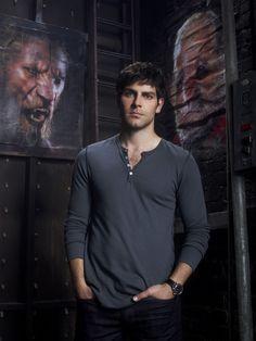 Grimm - Nick Burkhardt (David Giuntoli) season 2