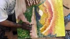 """Résultat de recherche d'images pour """"peindre avec ses mains"""" Rues, Images, Painting, Artists, Search, Painting Art, Paintings, Painted Canvas, Drawings"""