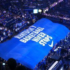 Kentucky basketball!!