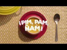 ¡PIM, PAM, Crema de zanahoria! - YouTube