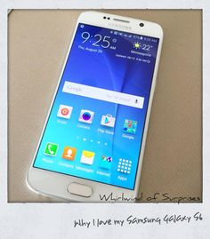 Whirlwind of Surprises: Why I love my #ATTMinnesota #Samsung #Galaxy #S6 #tech #ad #GalaxyS6 #review #tech #techie #gadgets #mobile #smartphone