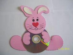 Νηπιαγωγείο, το πρώτο μου σχολείο: Πάσχα 2ο μέρος Old Cd Crafts, Eid Crafts, Recycled Crafts, Easter Crafts, Holiday Crafts, Art N Craft, Craft Work, Easter Worksheets, Student Crafts