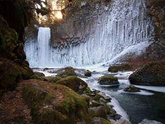 Abiqua Falls: a waterfall lover's dream - Portland Hiking | Examiner.com