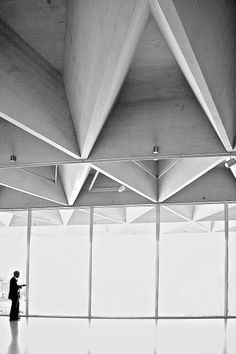 I. M. Pei East Wing, 1974, Wash DC, Photo by                                       Cesar Lujan