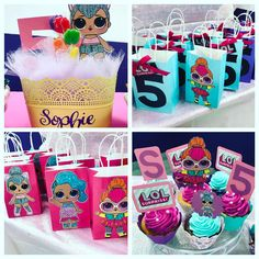 "16 Likes, 5 Comments - Event Mall (@eventmallpr) on Instagram: ""LOL Surprise! Dolls Creamos todo tipo de motivos para tu evento, como tú lo quieras, a tu manera!…"""