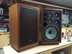 Sansui SP-5000 Loudspeakers, beautifully restored by RV HIFI  www.rvhifi.com