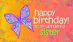 Sister Images for Facebook | Sister Birthday Graphics Code | Sister Birthday Comments & Pictures