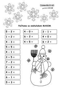 Pracovné listy z matematiky - prváci - Nasedeticky.sk Word Search, Words, Writing, Horse