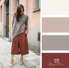 Color Schemes Colour Palettes, Color Trends, Color Combos, Combination Colors, Deep Autumn Color Palette, Color Combinations For Clothes, Color Psychology, Color Balance, Color Swatches