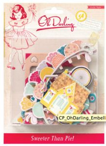 #papercraft #CHAWinter2014 #SneakPeeks: #Papercrafting Product Release: Crate Paper – Oh Darling