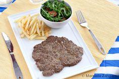 Beef Recipes :Beef Schiacciatina Recipe