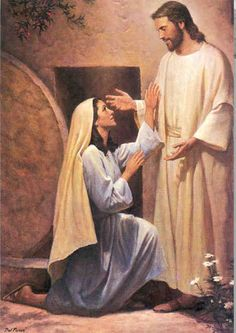 Del Parson: Mary Magdalene