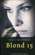 Heleen van der Kemp is een jonge Nederlandse thrillerschrijfster.