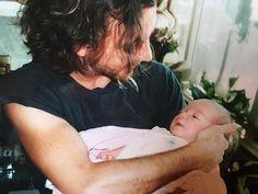 Eddie Vedder Holding Chris Cornell's Baby Will Melt Your Heart - AlternativeNation.net