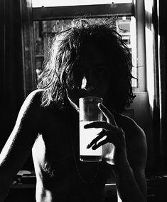 Hipgnosis: Syd Barrett, London, 1970, b/w photograph, 35mm Nikon Photography: A Powell/S Thorgerson