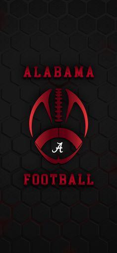 Alabama Crimson Tide Football logo iPhone wallpaper Alabama Football Logo, Roll Tide Football, Alabama Crimson Tide Logo, College Football Teams, Crimson Tide Football, Roll Tide Alabama, Football Wallpaper Iphone, Alabama Wallpaper, Homescreen Wallpaper