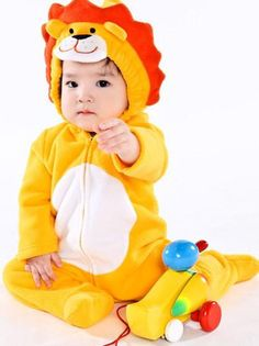 Baby Kid Animal Lion Model Romper Clothes Suits Outfit Costumes in the Other Gadgets category was listed for on 6 Nov at by Racer Gadgets in Johannesburg  sc 1 st  Pinterest & Cuddly Lion Baby/Toddler Costume | Lions Infant and Baby halloween ...