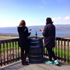 Chateau Lafayette Reneau Winery NY | ... Wineries - Finger Lakes, NY - The Curious CreatureThe Curious Creature
