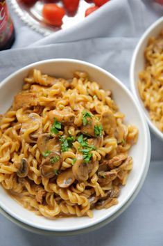 Spatzle, Love Food, Macaroni, Baking Recipes, Risotto, Cravings, Nom Nom, Food And Drink, Pizza